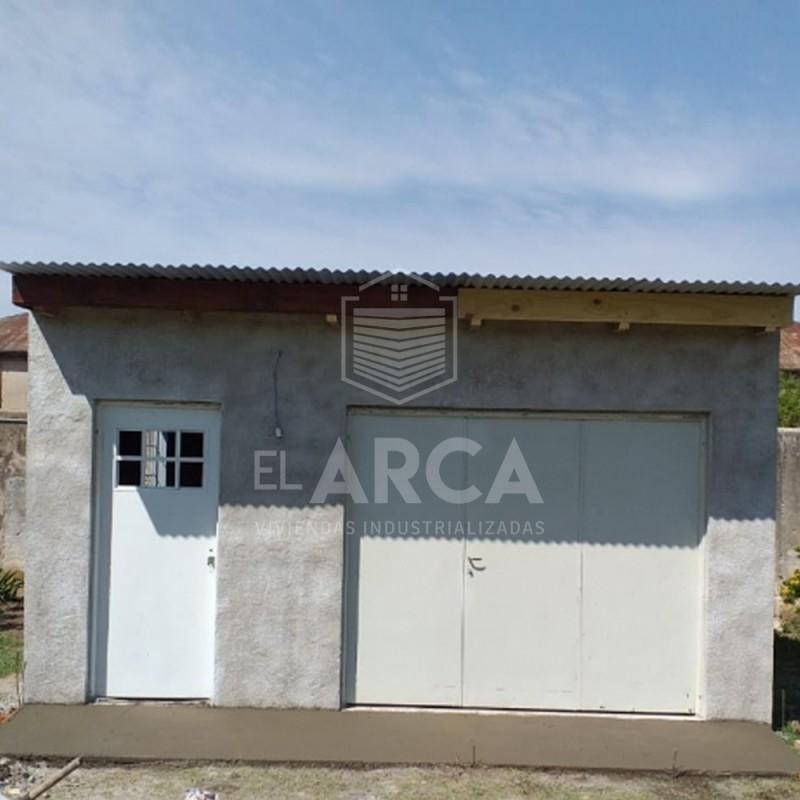 CASA ENTREGADA EN SAN EDUARDO