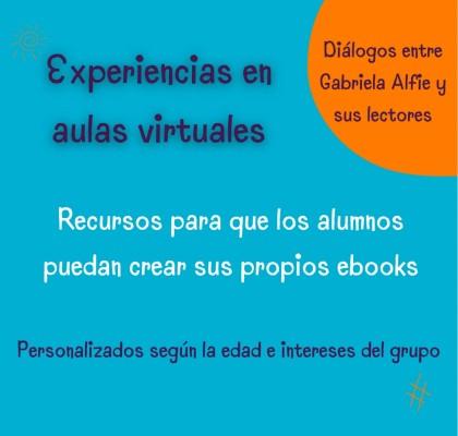 Experiencias en aulas virtuales