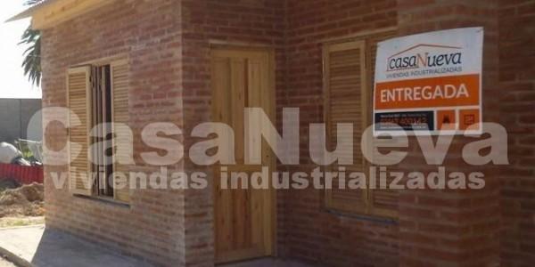vivienda industrializada MODELO CASANUEVA