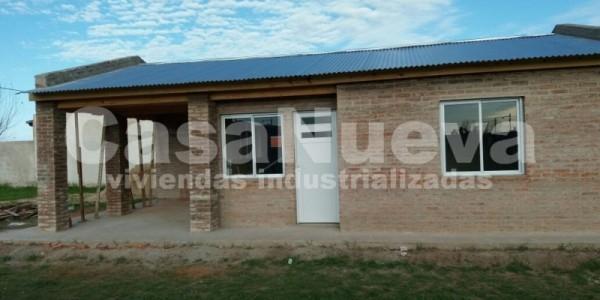 vivienda industrializada MODELO HOME A 56