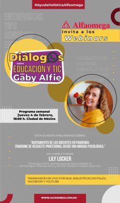 Programa Diálogos sobre Educación y TIC - Programa 3