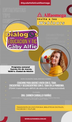 Programa Diálogos sobre Educación y TIC - Programa 7