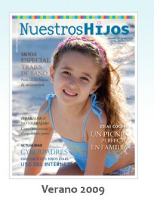 Revista NUESTROS HIJOS de Miami