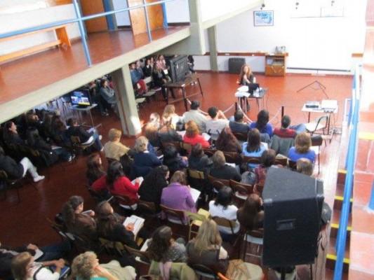 Taller de TIC y presentación del Aula Virtual de Alianza en Pergamino - 19 de Mayo de 2011