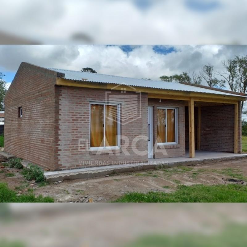 Vivienda de 54 metros en Ucacha