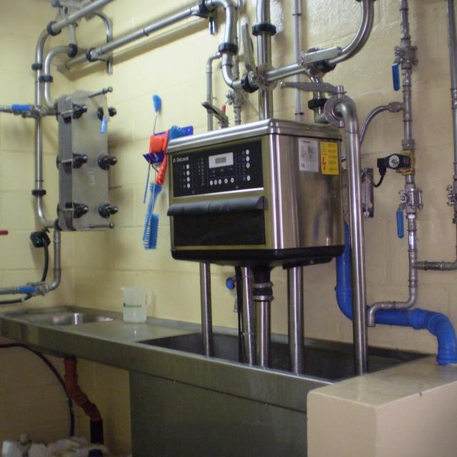 Diseños y montajes industriales con Sistema Hidrinox