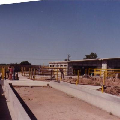 Establecimiento Angela Teresa S.A. Planta completa Cárcano (Córdoba)