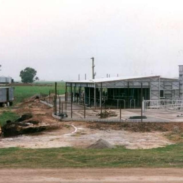 Establecimiento Nuic Hnos SA. Planta Completa San Marcos ( Santa Fe )