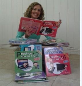 ¡Llegaron mis nuevos libros!