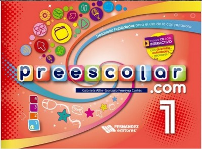 Preescolar.com 1- Muestra de la nueva edición