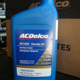 Refrigerante DEX-COOL ACDelco