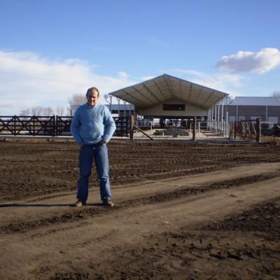 S.A.I.F.I.C.A. Est. Santa Emilia. Proyecto y Cond. completa Planta Nro. 2 Hughes (Santa Fe)