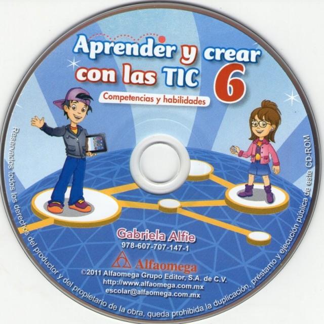 Serie Aprender y Crear con las TIC