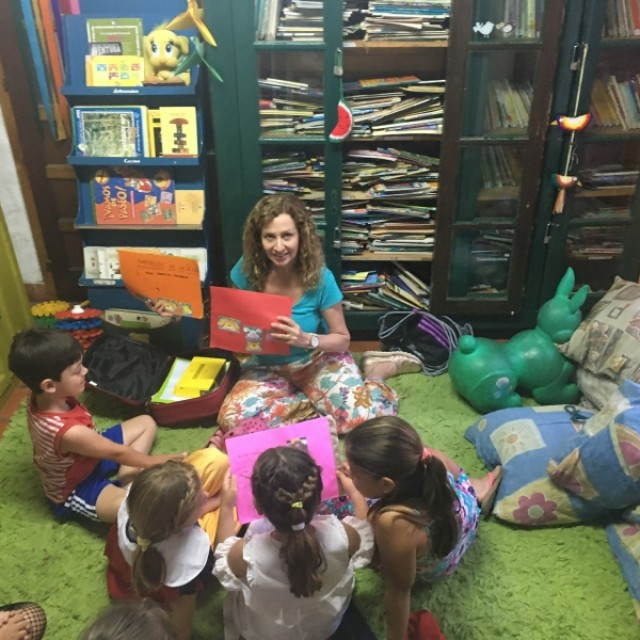Taller de literatura infantil