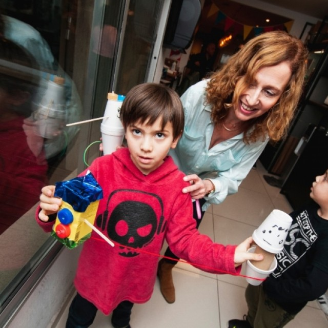 Taller infantil: Robótica y Sustentabilidad