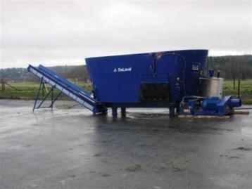Mixers estacionario, PERTAM  S.A., venado tuerto