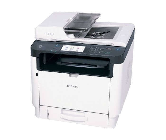 MULTIFUNCION RICOH SP 3710 SF, DIMENSION COMERCIAL SRL, venado tuerto