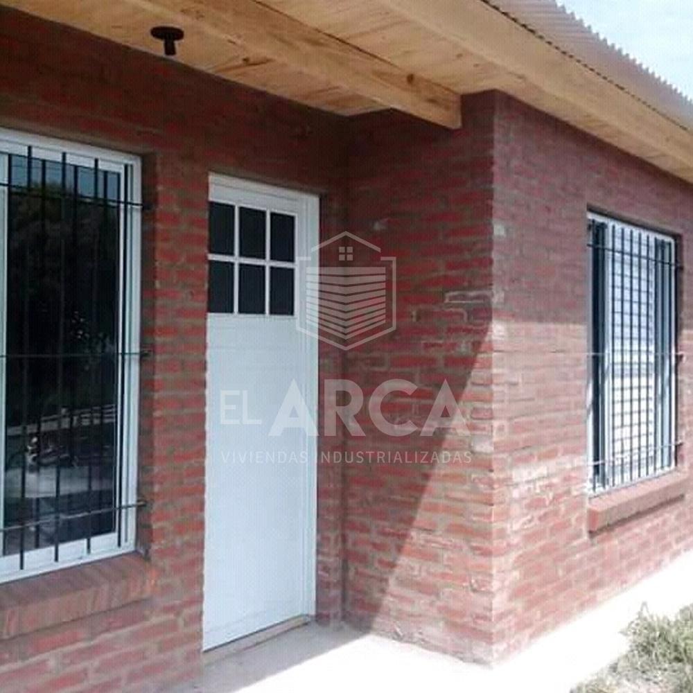 Casa Entregada, El Arca Viviendas, venado tuerto