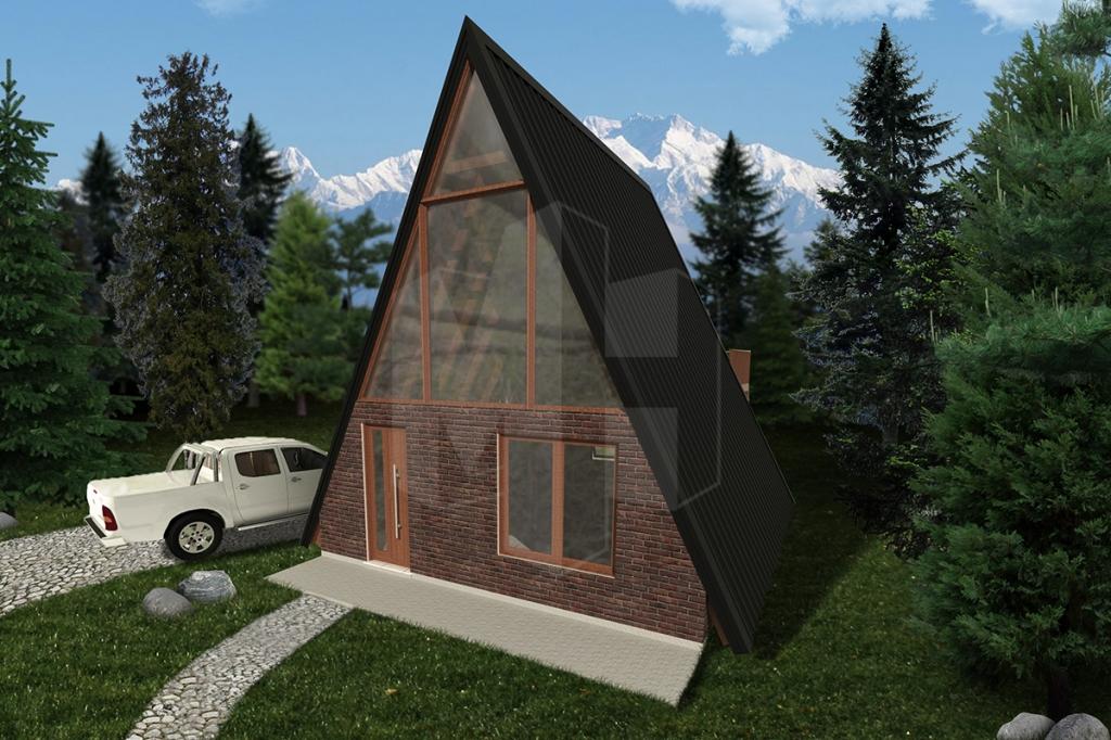 Alpina 36mts² + 9.3mts² + 11mts², My House Viviendas, Venado Tuerto