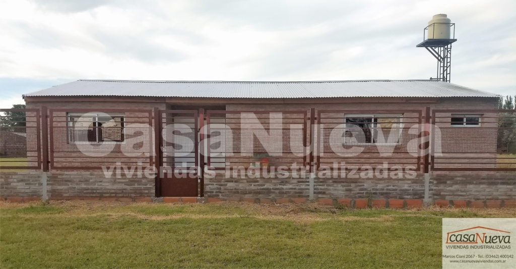 MODELO PERZONALIZADO, Casa Nueva Viviendas, venado tuerto