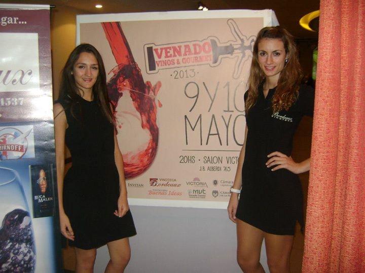 Venado Vinos y Gourmet 2013, GOLOSINAS AIRASCA, Venado Tuerto