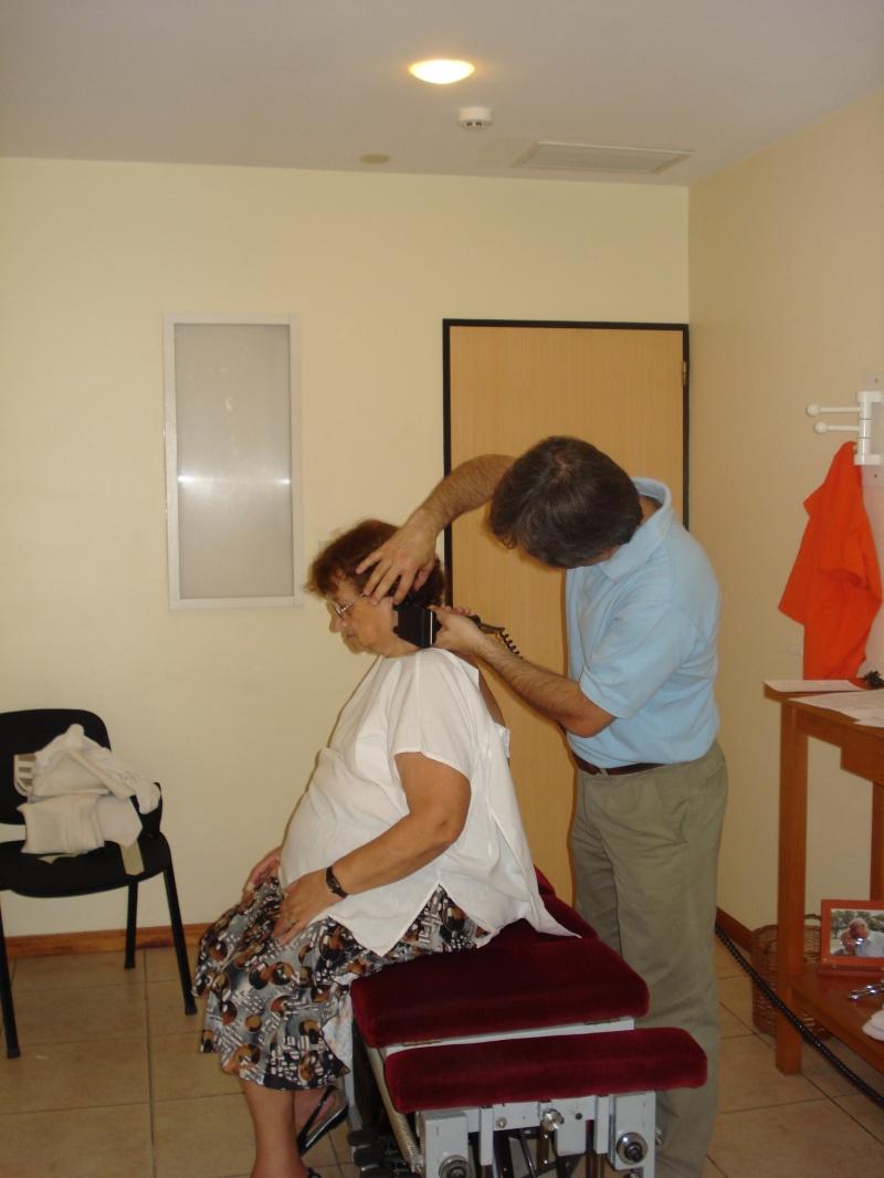 Colaboracion para el analisis de la SV, Fundacion Quiropractica Argentina, Rosario