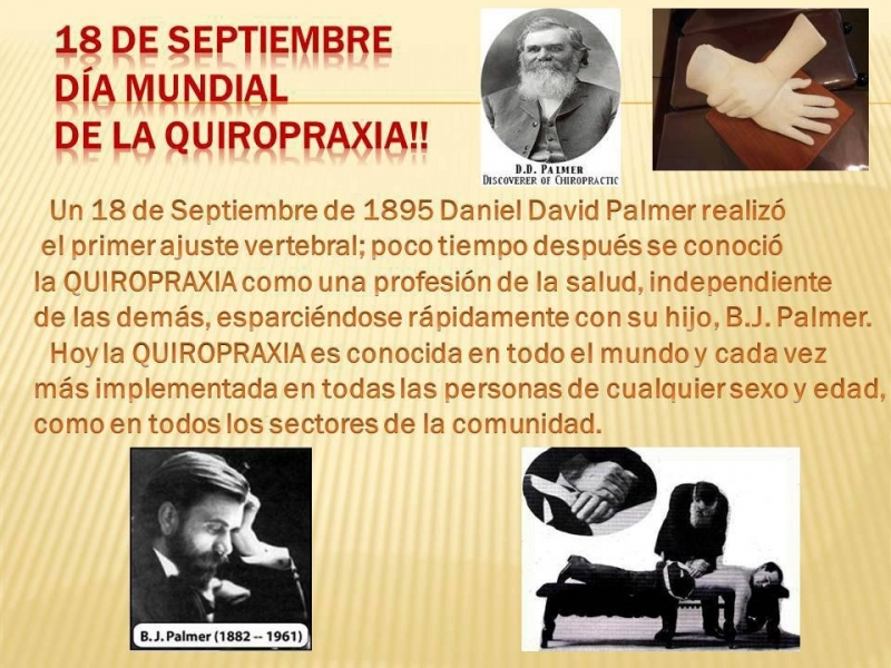 dia mundial de quiropraxia, Fundacion Quiropractica Argentina, Rosario