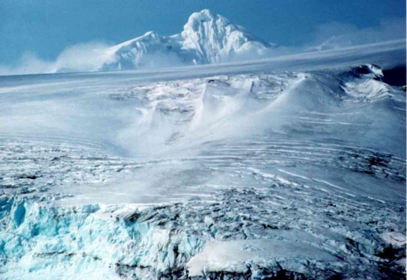 Frío extremo en la Antártida: -93°C. Ocurrió hace tres años, pero el dato fue confirmado y divulgado ayer., Semanario La Nueva Voz Regional, teodelina