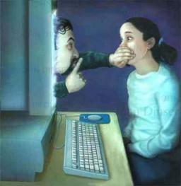 Promulgan la ley que penaliza el acoso sexual a menores en la web., Semanario La Nueva Voz Regional, teodelina