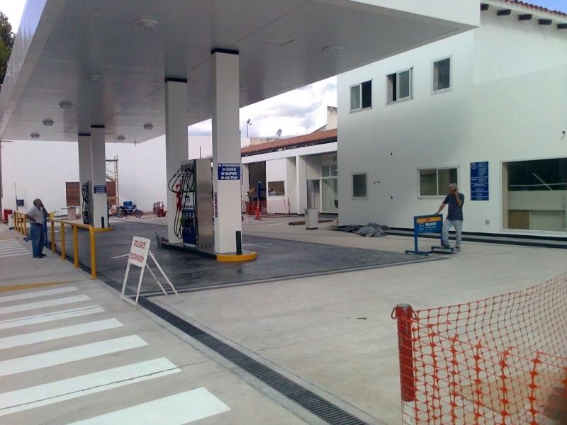 YPF Automovil Club Venado Tuerto, GAMALUNI PISOS, venado tuerto