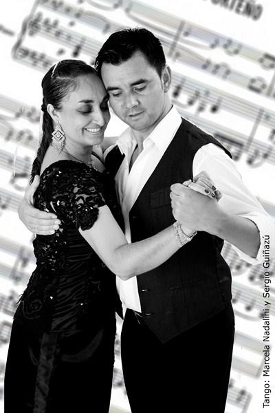 Pareja Bailando Tango, ACTIS, ANALIA, VENADO TUERTO
