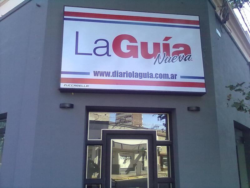 CARTEL LA GUIA, GRUPO ZUCCARELLA, venado tuerto