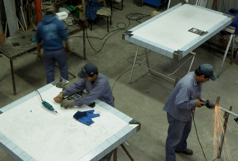 PUERTA DE CAMARA FRIGORIFICA, Emir Metal-Inox, venado tuerto