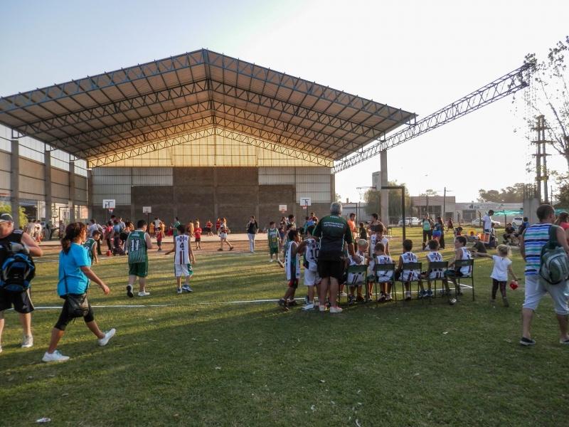 ENCUENTRO NACIONAL DE MINI BASQUET 2015, CLUB CIUDAD VENADO TUERTO, Venado Tuerto