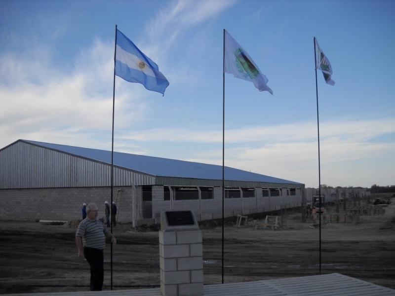 CRIADERO DE CERDOS ACA SAN LUIS, VILLA MERCEDEZ, GNG, wheelwright