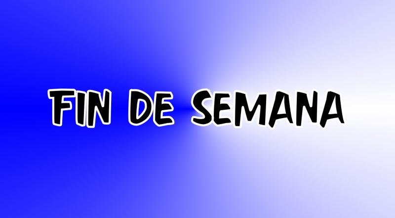 FIN DE SEMANA, FM Explosion - FM 103.3 Venado Tuerto, venado tuerto