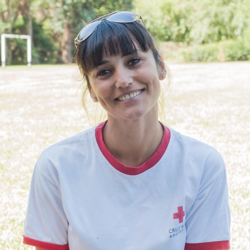 MARIELA LOGUZZO, CRUZ ROJA ARGENTINA FILIAL VENADO TUERTO, venado tuerto