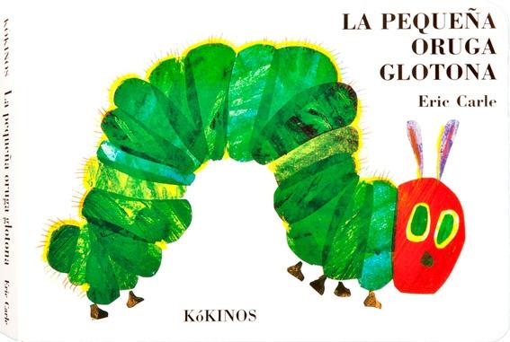 LA PEQUENA ORUGA GLOTONA, Jardin Montessori Venado Tuerto, venado tuerto
