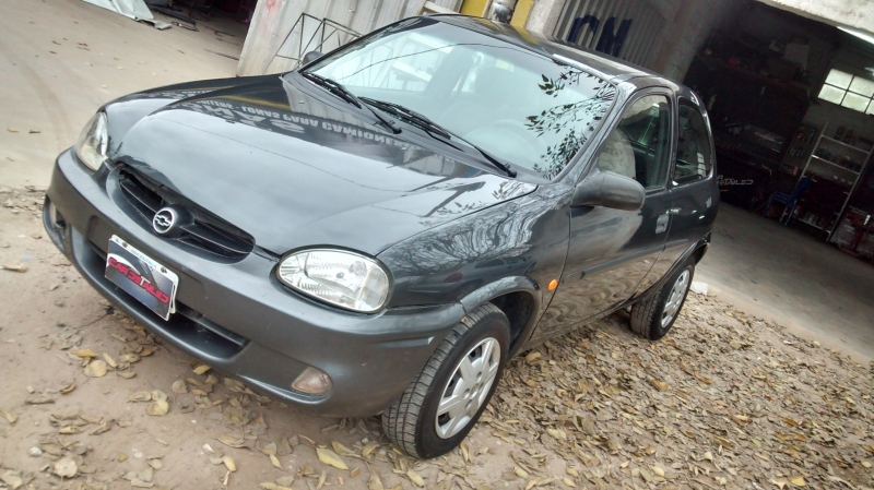 CHEVROLET CORSA PULIDO BASICO, CAR DETAILED, venado tuerto