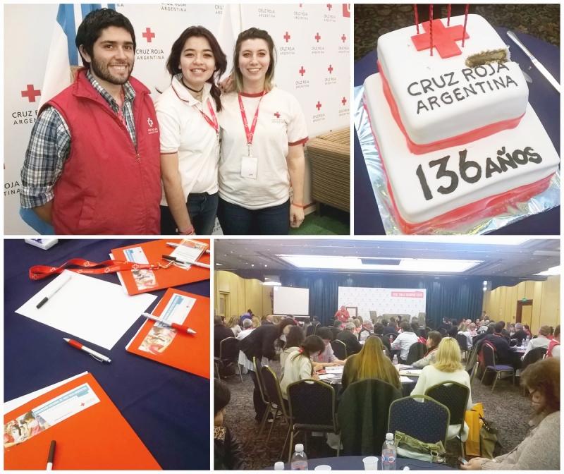 CONVENCION NACIONAL DE CRUZ ROJA ARGENTINA, CRUZ ROJA ARGENTINA FILIAL VENADO TUERTO, Venado Tuerto