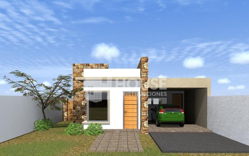 ESTILO MINIMALISTA 2, House Construcciones, venado tuerto