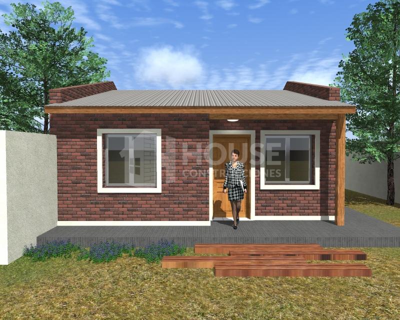 ESTILO TRADICIONAL 1, House Construcciones, venado tuerto