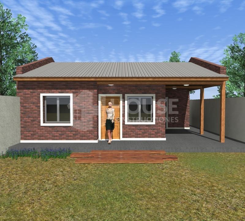 ESTILO TRADICIONAL 3, House Construcciones, venado tuerto