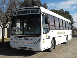 EMPRESARIAL, LA ESMERALDA Turismo y Servicio Empresarial., venado tuerto