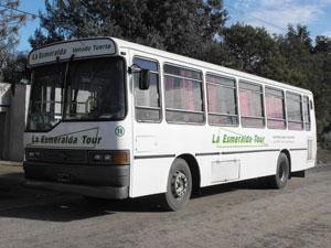 ESCOLAR, LA ESMERALDA Turismo y Servicio Empresarial., venado tuerto