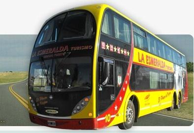 TOUR 60 PERSONAS, LA ESMERALDA Turismo y Servicio Empresarial., venado tuerto