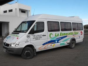 TOUR 19 PERSONAS, LA ESMERALDA Turismo y Servicio Empresarial., venado tuerto