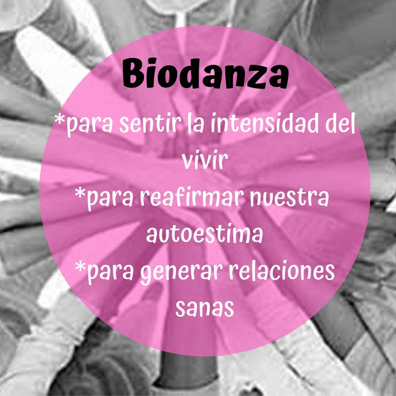 BIODANZA, Silvina Llanos, córdoba