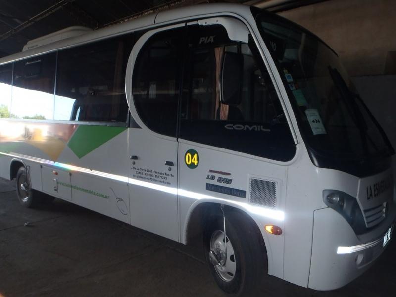 TOUR 24 PERSONAS, LA ESMERALDA Turismo y Servicio Empresarial., venado tuerto
