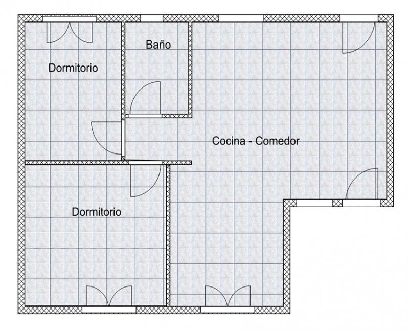 PLANO SOFIA, Casas Sofia, venado tuerto